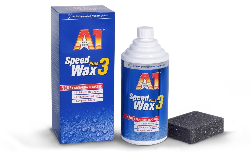 Dr. Wack Speed Wax Plus3 A1