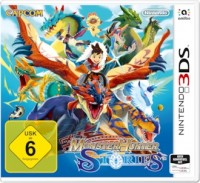 3DS Monster Hunter Stories Spiel