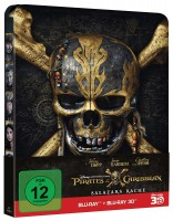 3D Bluray DVD Pirates of the Caribbean: