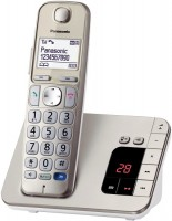 Panasonic KX-TGE220 Single Festnetz-Telefon