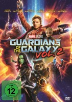 DVD Guardians of the Galaxy Volume 2