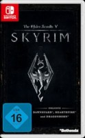 Nintendo Switch Spiel The Elder Scrolls V Skyrim