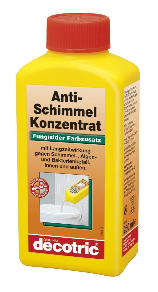 Decotric Anti-Schimmel-Konzentrat