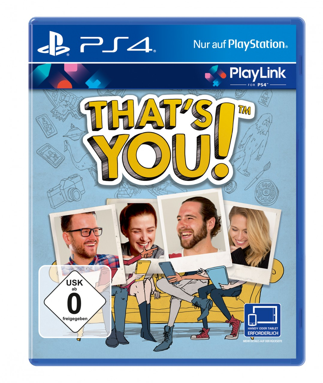 Sony Thats you!