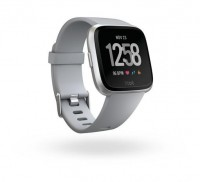 Fitbit Smart Watch Versa grau/silber