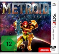 3DS Spiel Metroid: Samus Returns